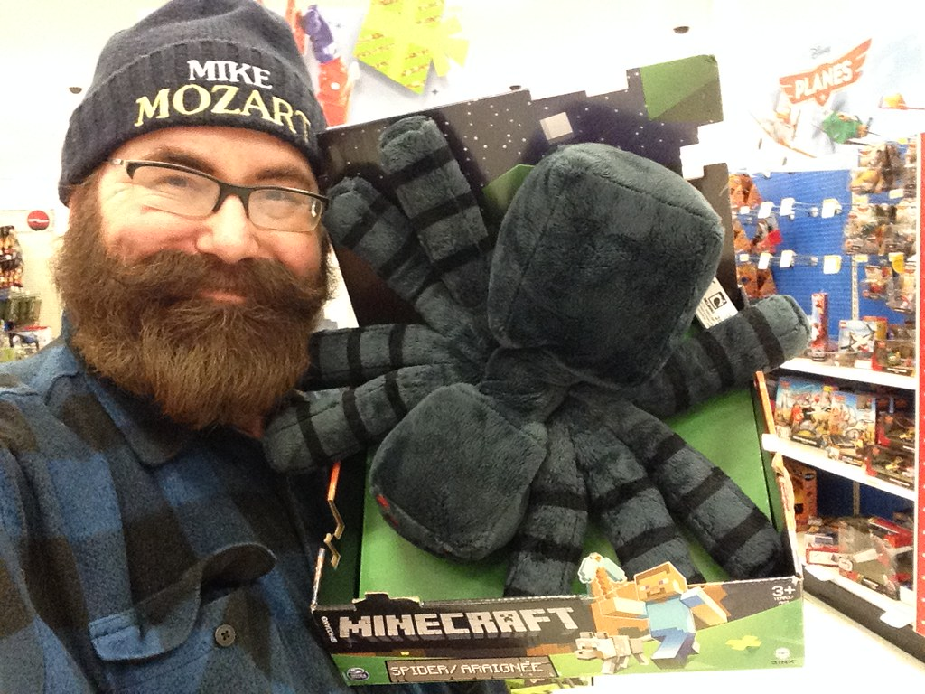 Minecraft Plush Toys uk Minecraft Plush Toy Spider at