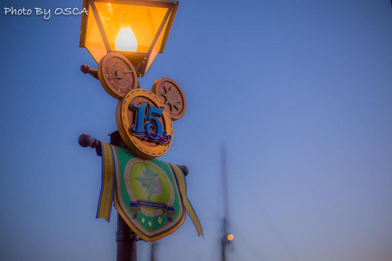 Sunset, Tokyo Disney Sea
