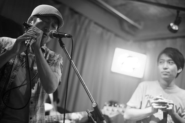 T.G.I.F. blues session at Terraplane, Tokyo, 08 Jul 2016 -00280