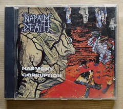 NAPALM DEATH HARMONY CORRUPTION (CD)