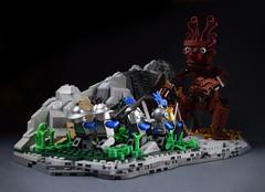 The Treasure Troll's Lair - Part 1 by aido k