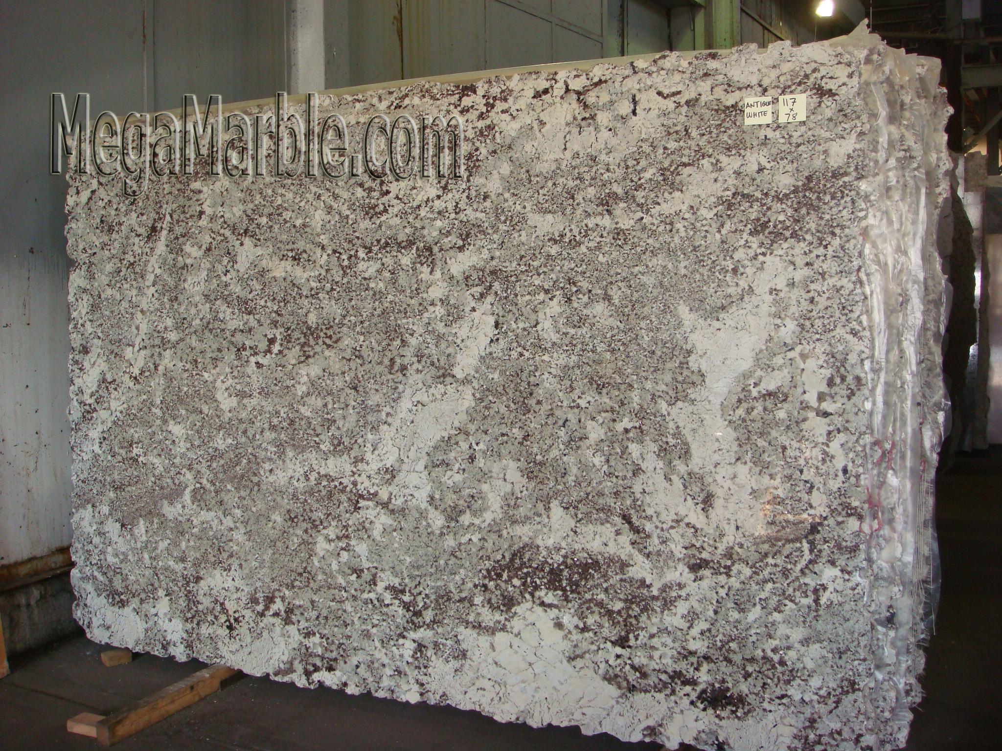 Bianco Antico Granite Slab