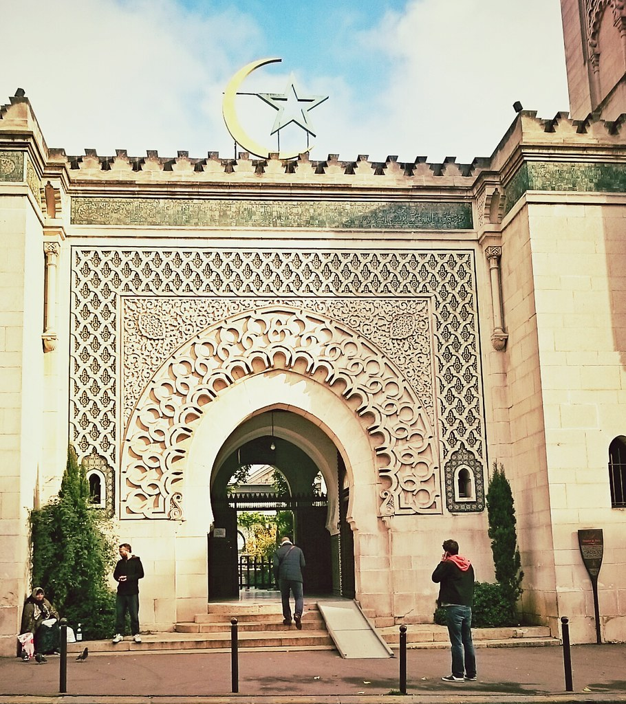 Grand Mosquée de Paris, 24 hours in Paris guide