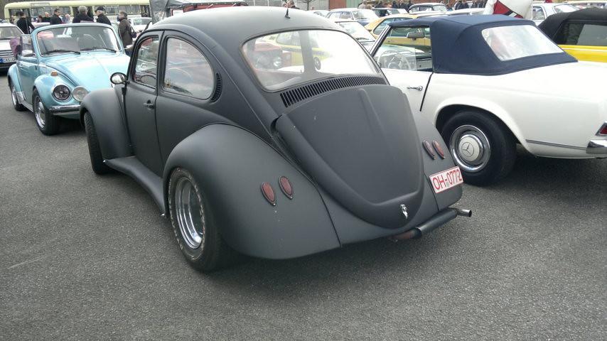 Volkswagen Beetle 1302 Hot Rod Granada Uwe Flickr
