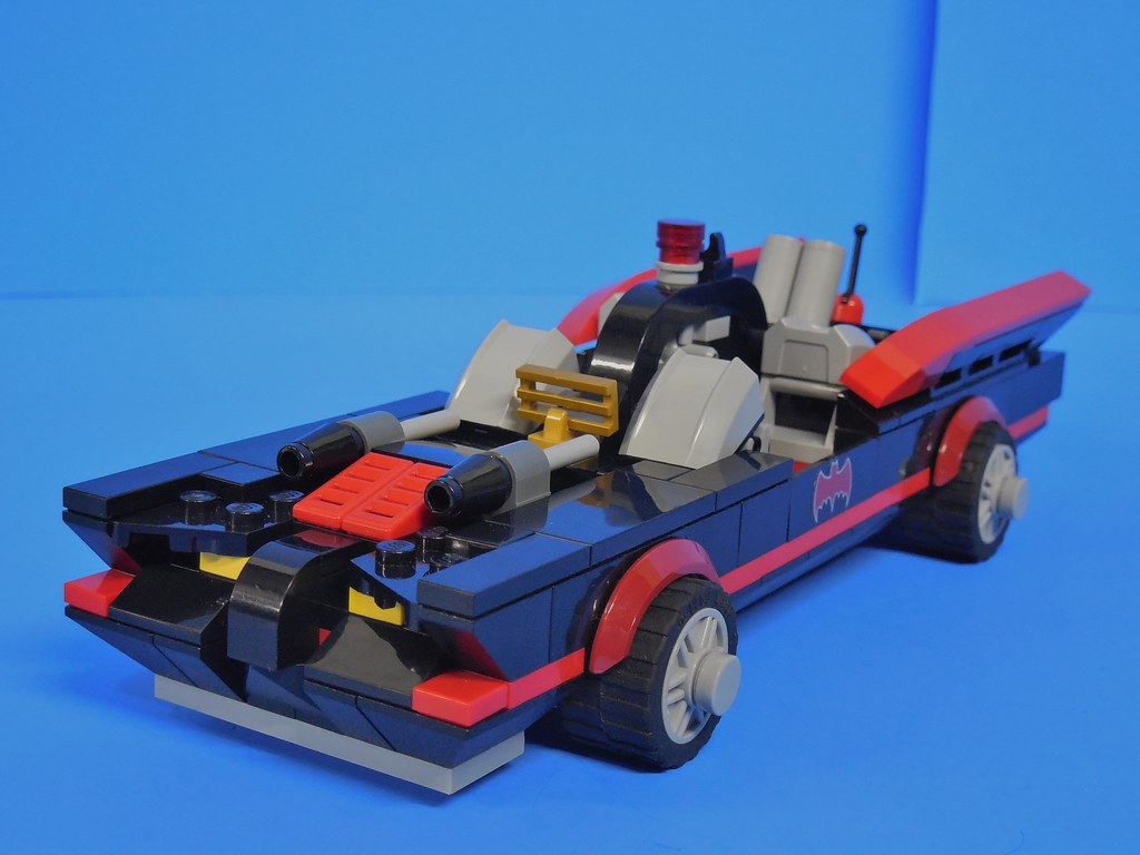 lego batman 3 batmobile - photo #11