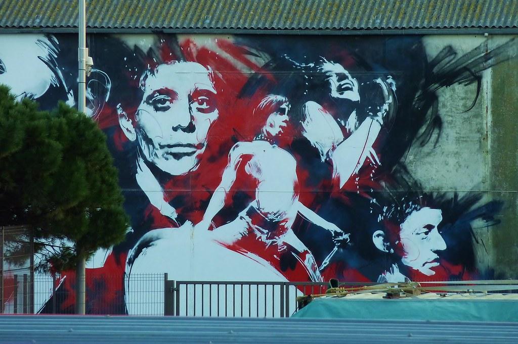 la rochelle la pallice graffiti port de commerce flickr