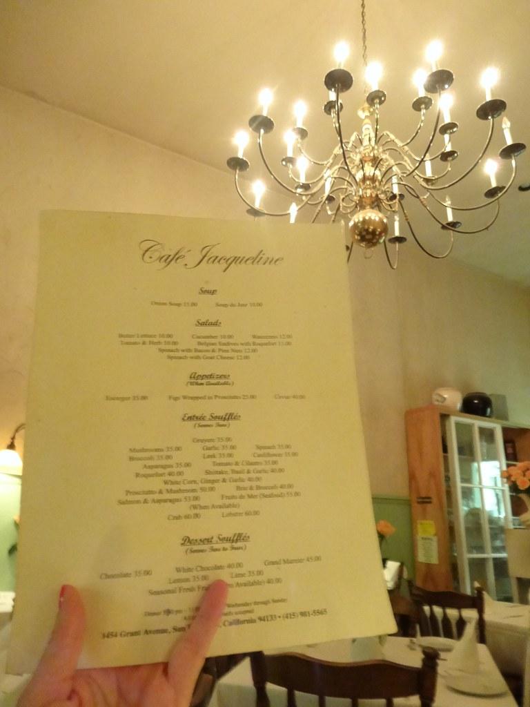 Jacqueline Cafe San Francisco