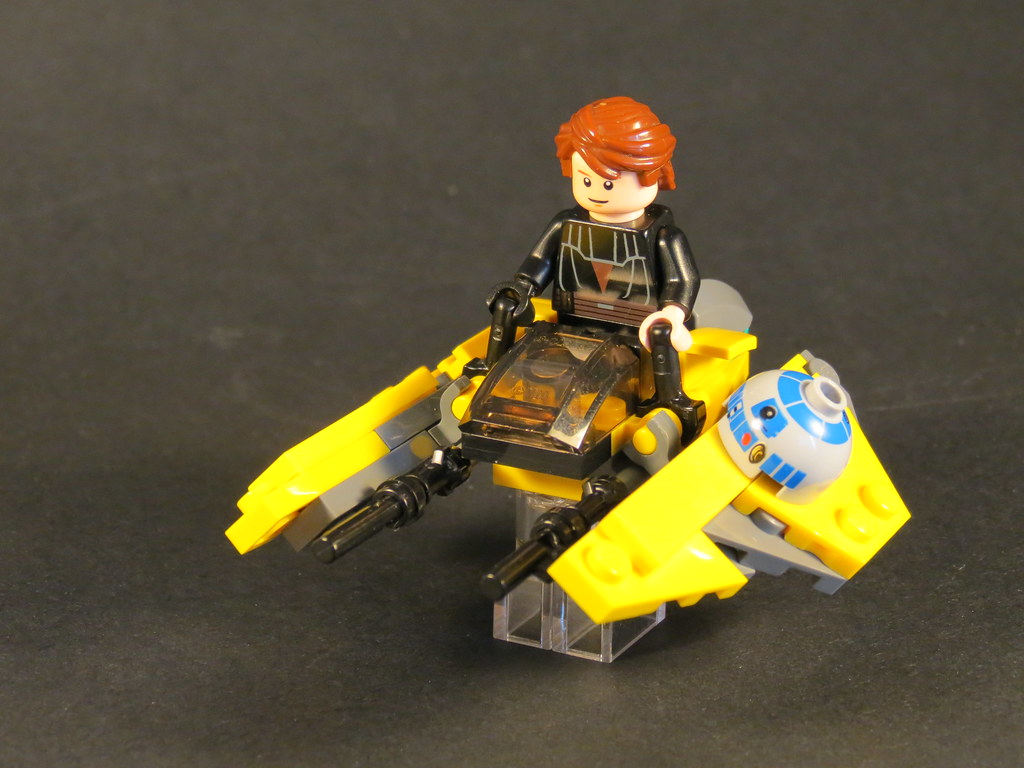 Microfighter And Mighty Micro Style Mocs Building Lego Brickpicker
