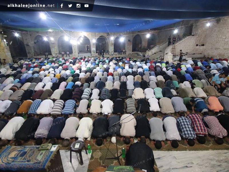 رمضان في غزة  (9)