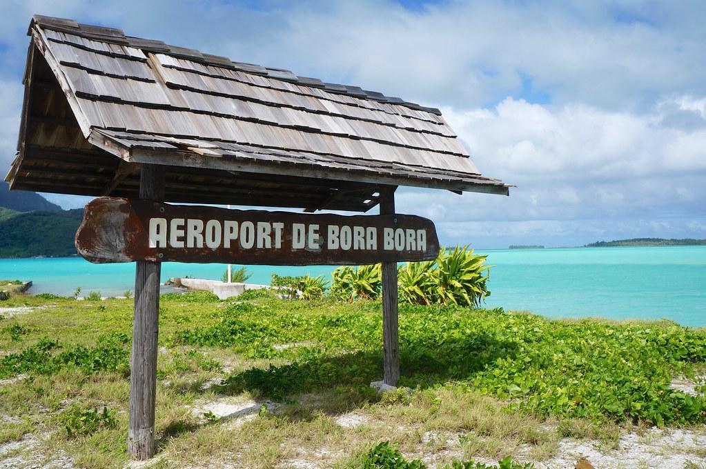 Aeroport de Bora Bora