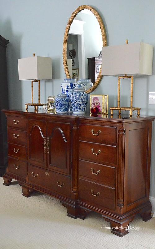 Master Bedroom Dresser - Housepitality Designs