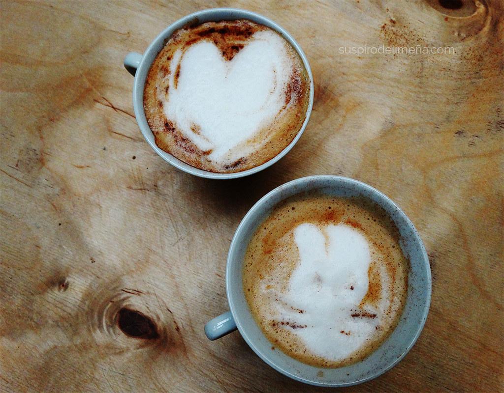 Figuritas del taller de latte art