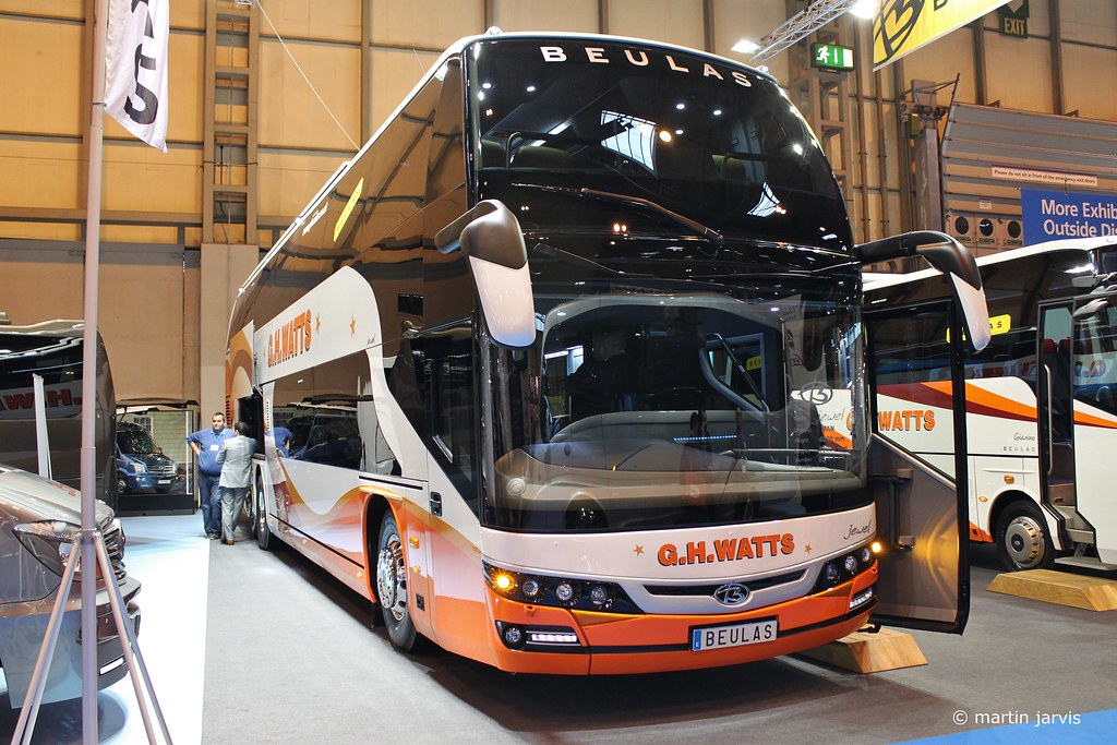 Beulas Jewel Man G H Watts Euro Bus Expo 2014 Flickr