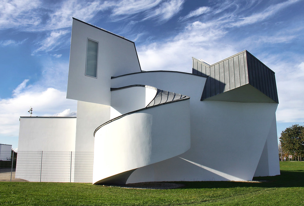Vitra Design Museum By Frank Gehry The Vitra Design