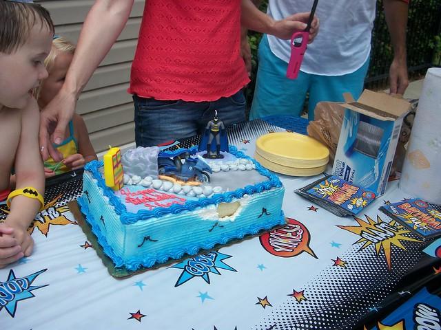 Batman Birthday Cake Walmart Flickr Photo Sharing