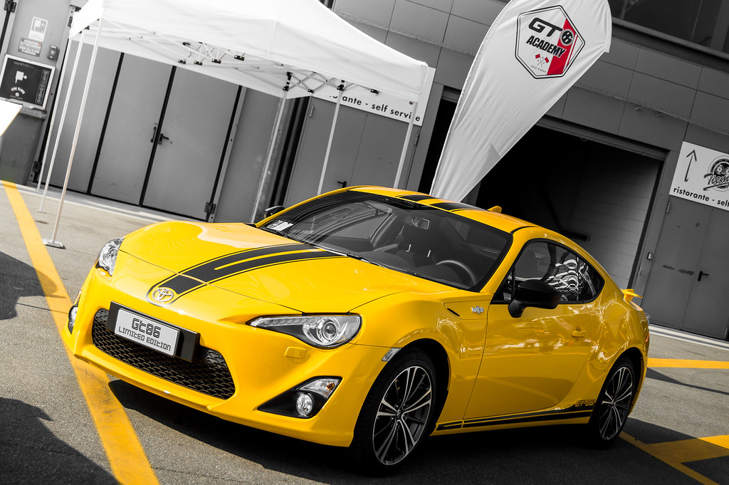 Toyota Gt86 Limited Edition Alessandro Flickr