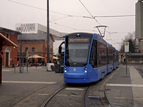 Vorerst wird kein Avenio mehr den Pasinger Bahnhof erreichen. (Bild: Johannes Schumm)