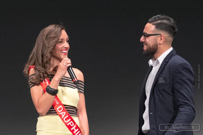 Miss Roubaix à la Nuit de la Jeunesse
