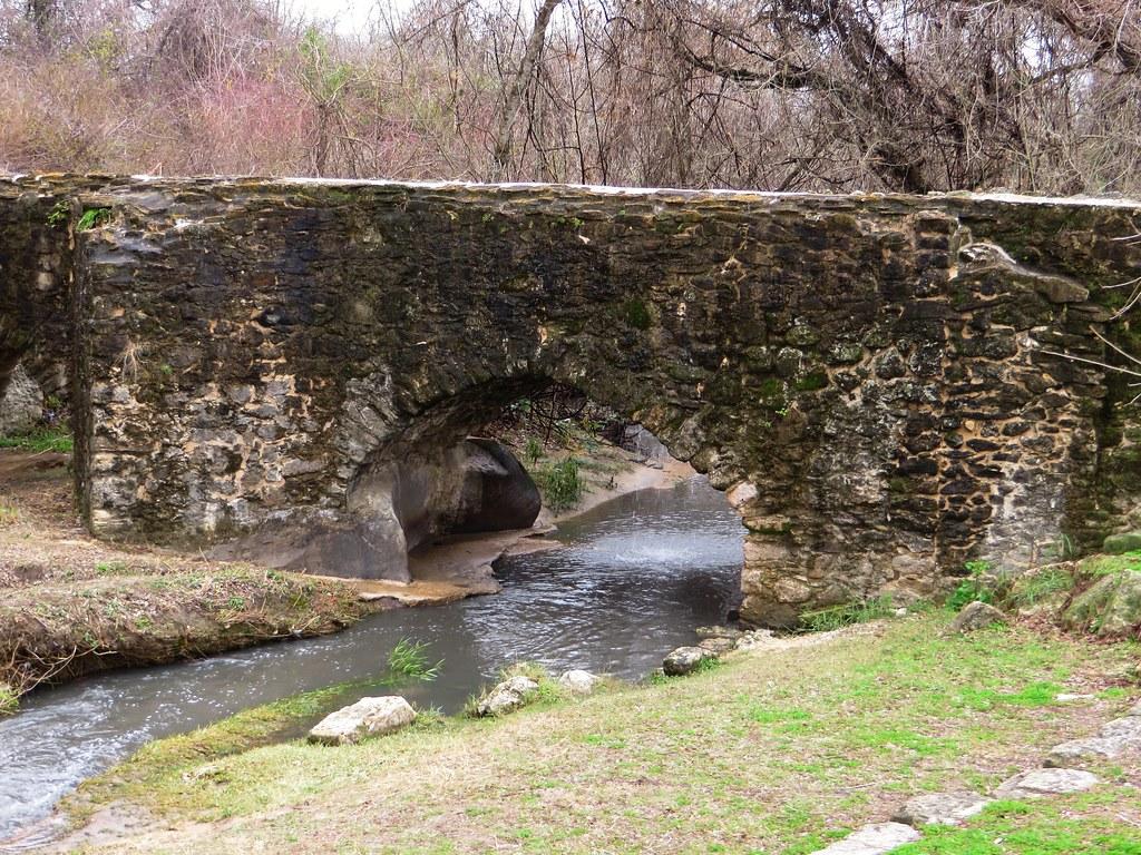 Espada Aqueduct San Antonio Missions National Historical