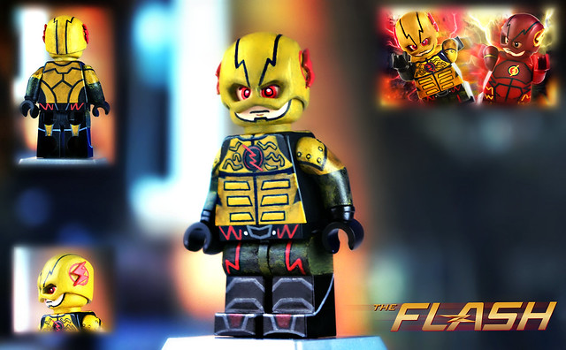LEGO CW : The Reverse Flash | Flickr - Photo Sharing!