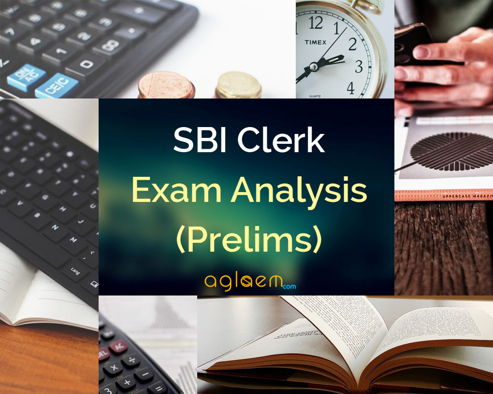 SBI Clerk 2016 Exam Review / Analysis   29 May 2016