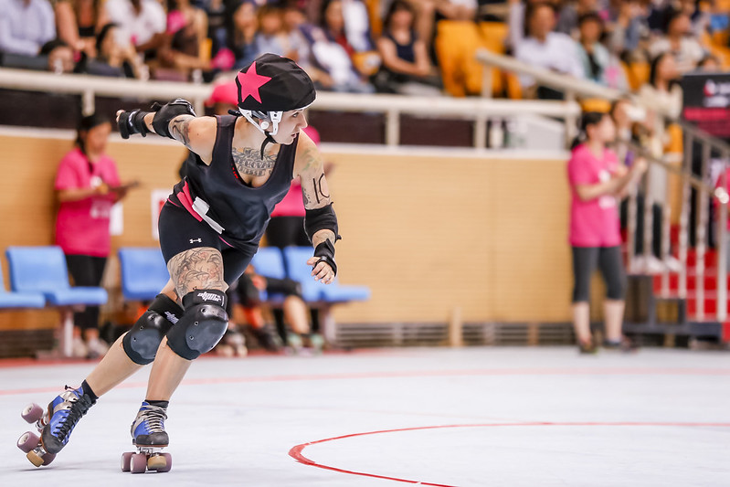 "Shining the Olympic Spirit on Gender Equality: ""International HeForShe Roller Derby Invitational"" Advocacy Event"