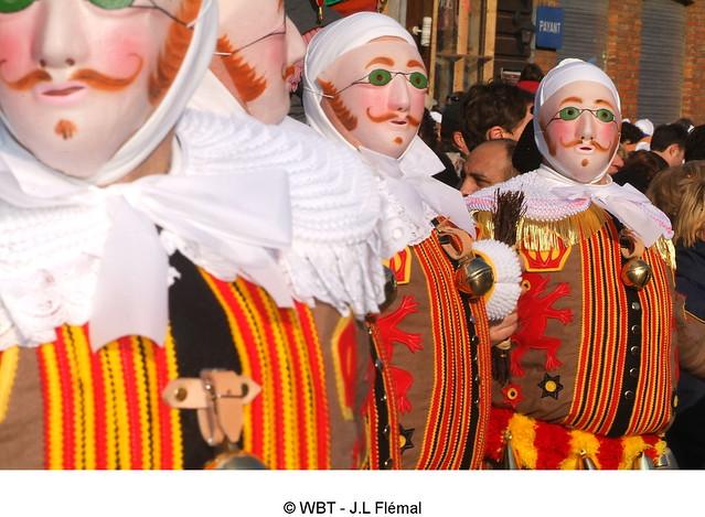 Carnaval de Binche (Valonia)