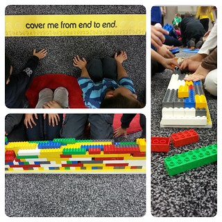 #LEGOKidsFest Bridge build challenge  #TodaysMama