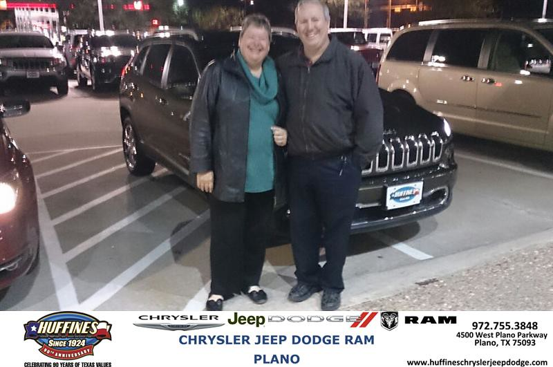Congratulations To Gerald Dolan On Your Jeep Cherokee Pu