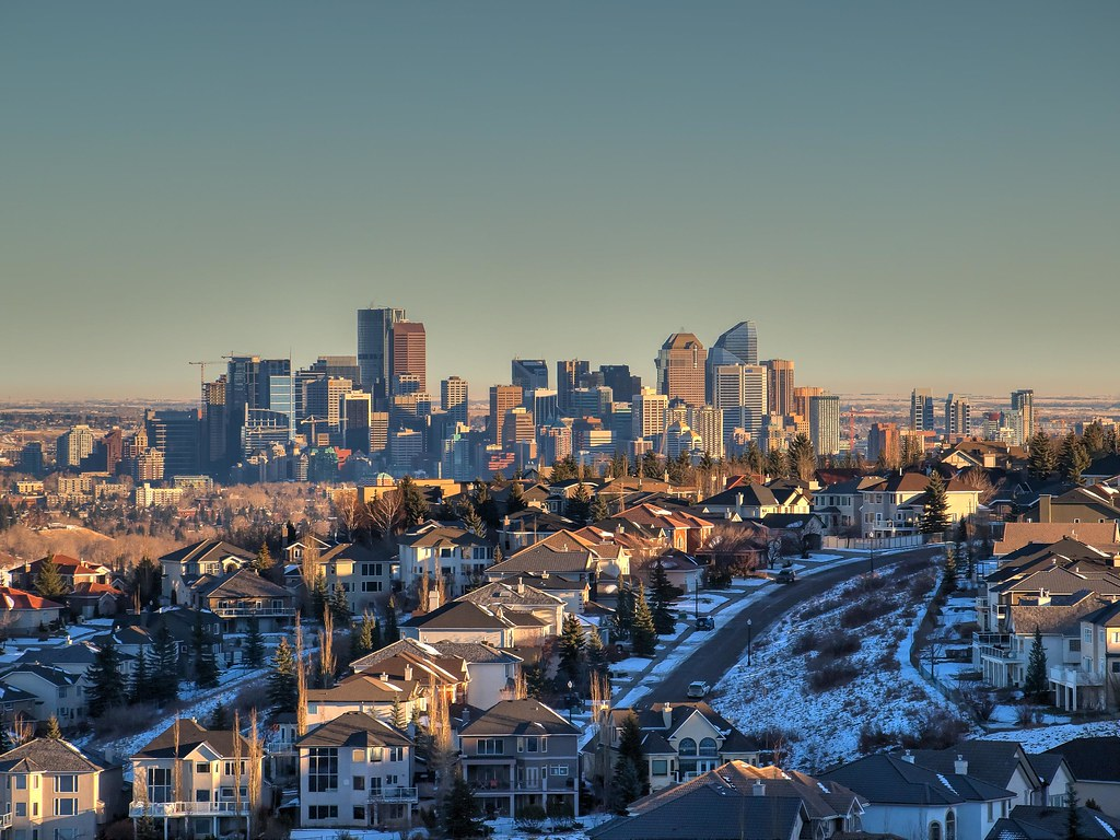 Chinook in Calgary | Apparently 3 times per winter Calgary ...