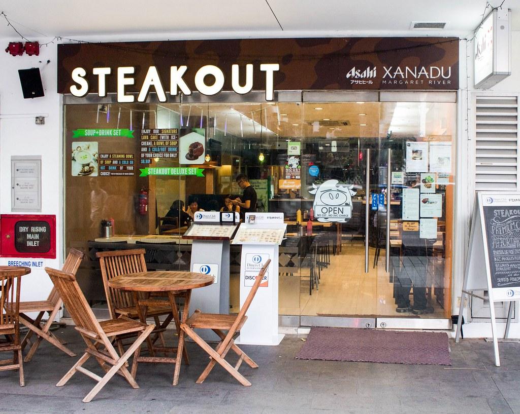 Steaks Under $20: Steakout
