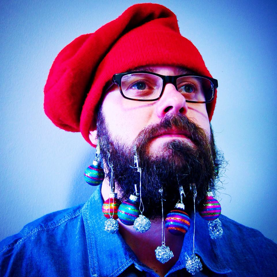 beard ornaments 2014 | ercwttmn | Flickr Beard Ornaments