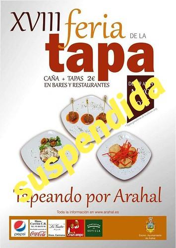 """AionSur 26986925955_18ec15f109_d Suspendida la XVIII Feria de la Tapa """"Tapeando por Arahal"""" Feria de La Tapa"""