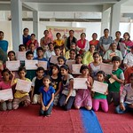 Personality Development Camp Lakhnaw May-June 2016