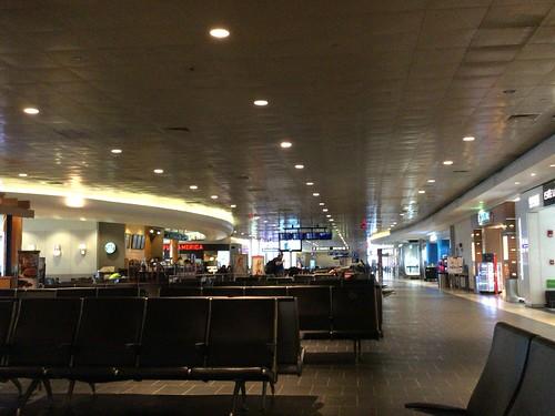 Bostonのターミナル