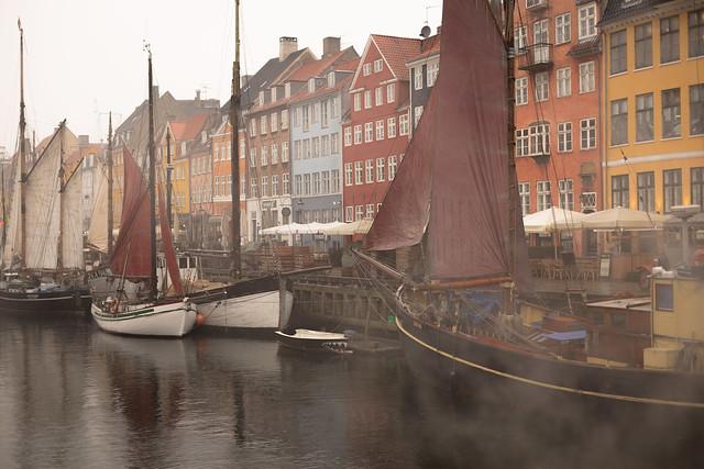 Foggy Nyhavn