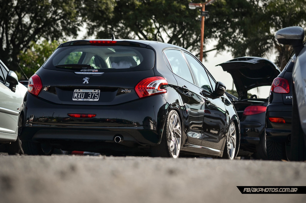 Peugeot 208 # Peugeot Sport Argentina   www.facebook.com ...