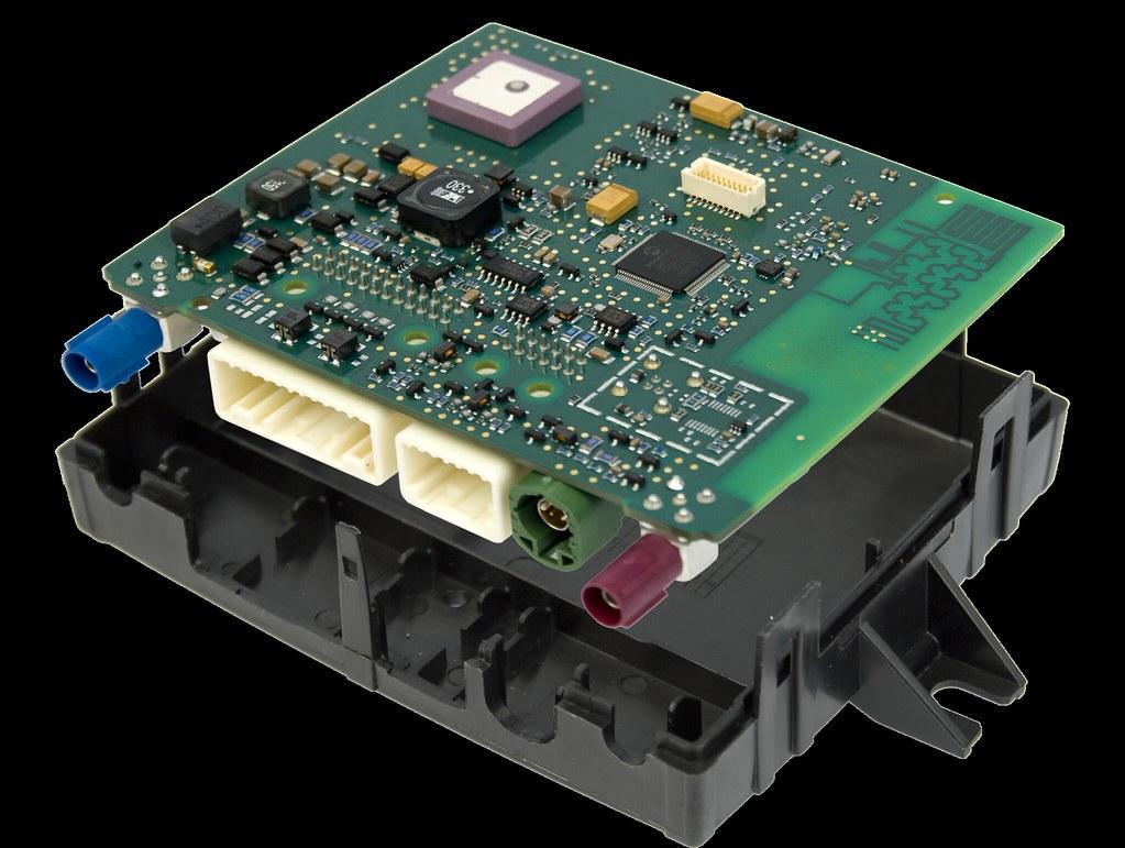 Tcu Telematic Control Unit In Vehicle Ecall Advanced