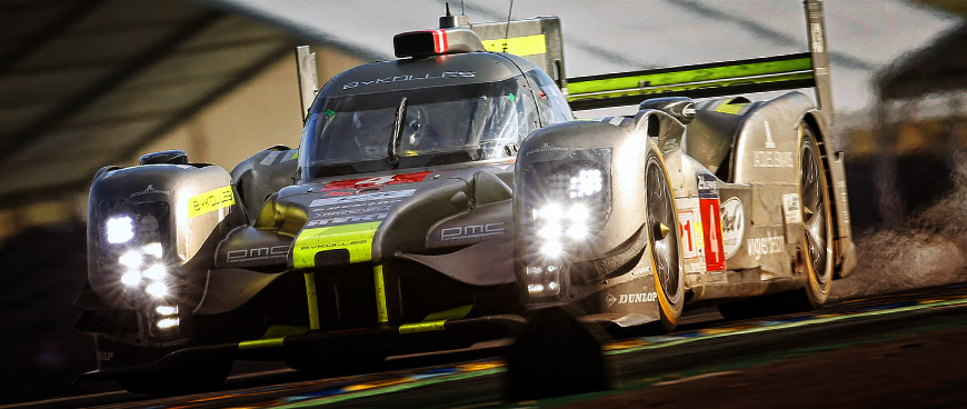 23rd participation in a row for KENNOL at 24H of Le Mans!