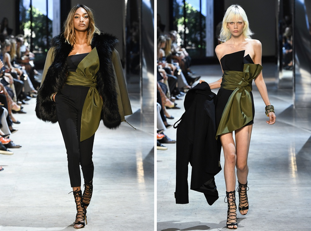 Alexandre Vauthier Fall 2016 Couture Collection