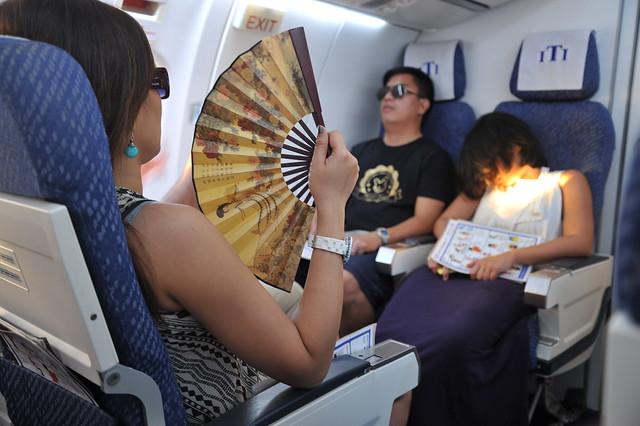 Entspannt in der Luft - Tipps für Langstreckenflüge
