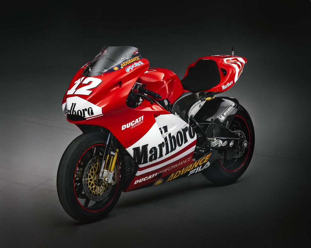 2003 Ducati Desmosedici GP3 MotoGP Bike | Troy Bayliss 2003 … | Flickr