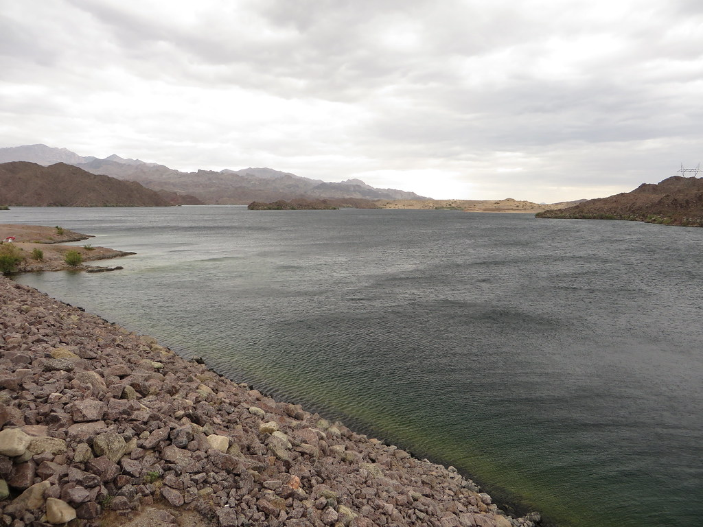 Lake mohave at davis dam lake mead national recreation ar for Lake mohave fishing
