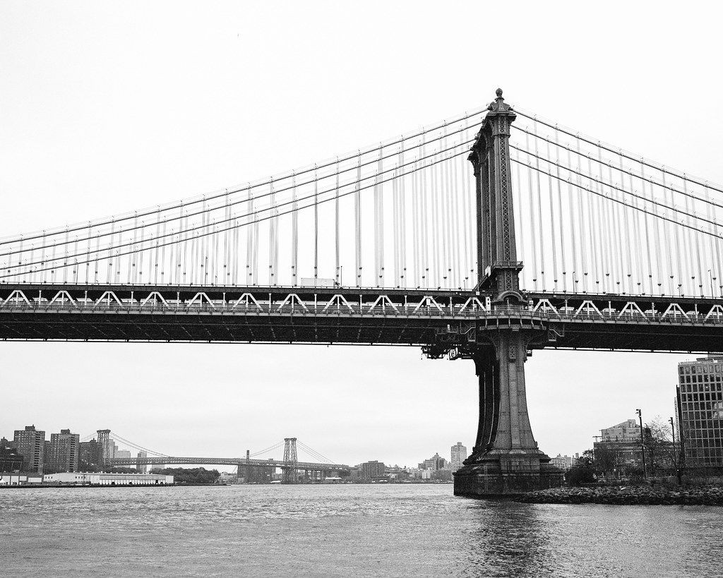 a view from the bridge by The son of a well-to-do new york jewish family, miller graduated from high school and then went to work in a warehouse he was born on october 17, 1915, in harlem, new york city.