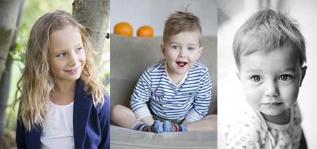 Fotografējot bērnus, centieties ar viņiem sadraudzēties