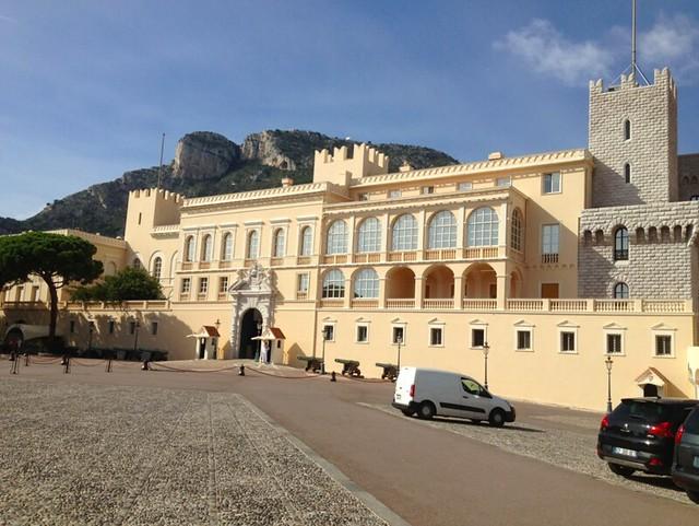 monaco's prince's palace