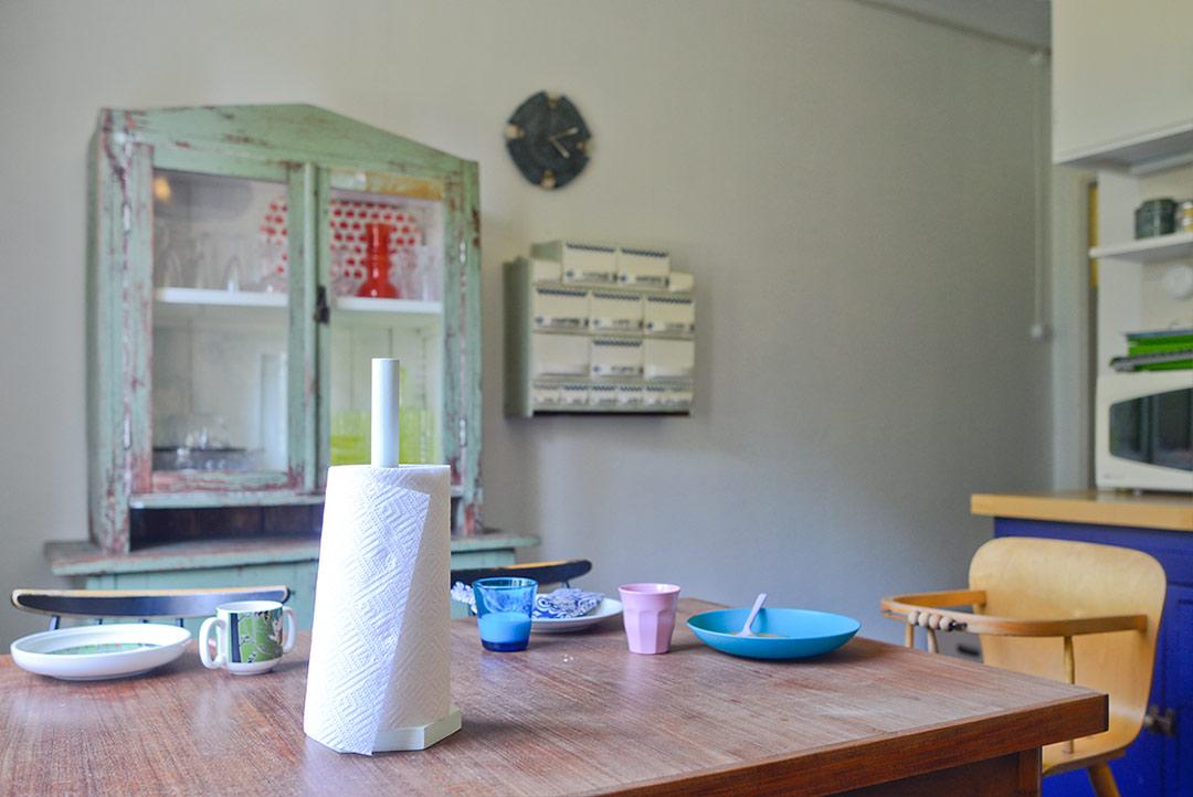 DIY Paper towel holder