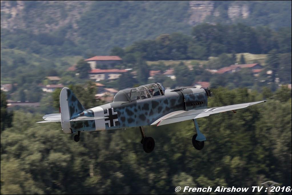 Pilatus P2 , F-AZCC - Pilatus P2 , Aéro-Rétro , Grenoble Air show 2016 , Aerodrome du versoud , Aeroclub du dauphine, grenoble airshow 2016, Rhone Alpes