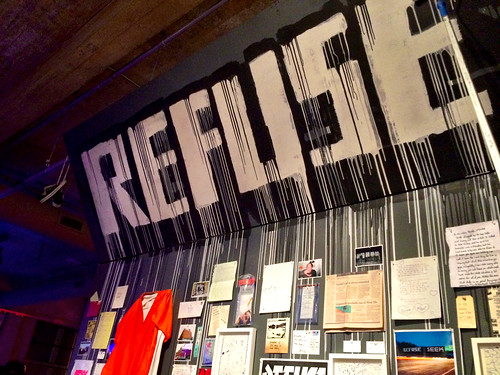 Refuse - Work Release Graffiti Exhibition (June 12 2015)