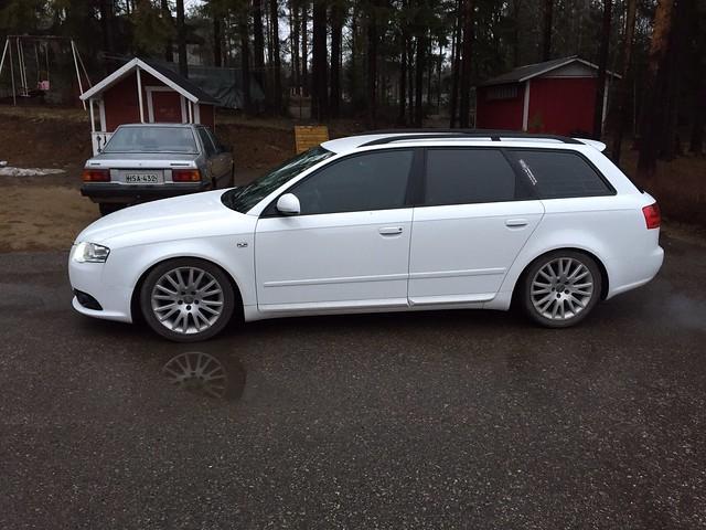 Zoml: Audi A4 B7 Avant //Mätäs Crew 16918341311_cdae8df595_z